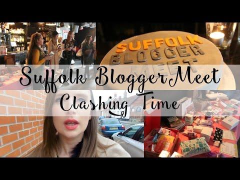 Suffolk Blogger Meet  |  Clashing Time