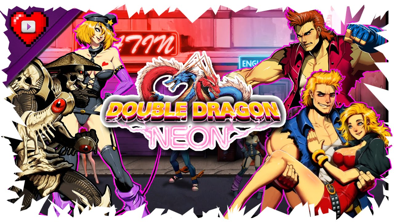 Double Dragon Neon Not Again Marian Youtube
