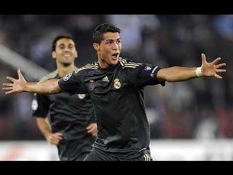 اهداف ريال مدريد على زيورخ السويسري { دوري الابطال موسم 2010/2009 }