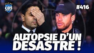 PSG - Manchester United : Autopsie d'un désastre - Ligue des Champions / Replay #416 - #CD5