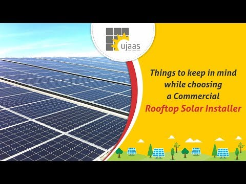 Confused Between Different Commercial Rooftop Solar Installer?
