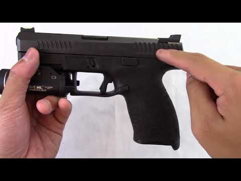 CZ P-10C - Update at 3250 rounds, HBI Theta flat trigger and sights