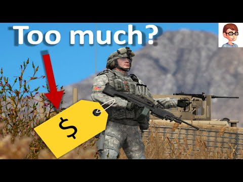 How Much Does The Us Spend On Military? What Is The US Spending Budget?