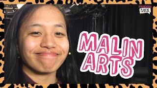 Random Mix med Malin Arts