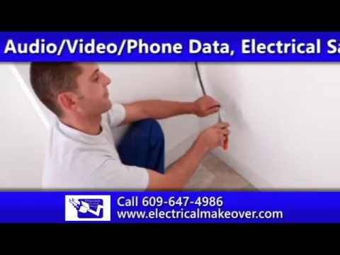 #1  Princeton Electrician In Central New Jersey-  Princeton Electrical Makeover