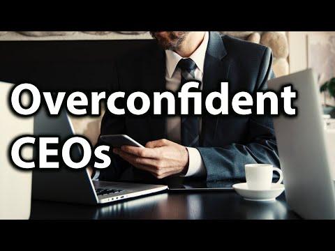 should-companies-avoid-overconfident-ceos?