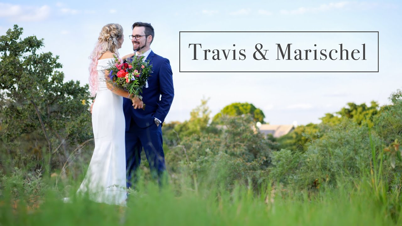 Travis and Marischels Wedding Video | Venue Nouveau
