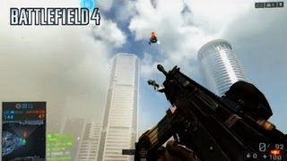 Battlefield 4 LiveStream - Multiplayer Gameplay - Sniping, Helios &Tanks on BF4
