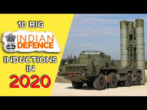 Indian Defence 2020 - 10 Big Defence Inductions By Indian Military In 2020 | Defence Rewind 2019