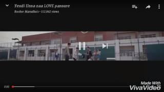 Azhage unnai piriya maaten (3rd warning ) love song