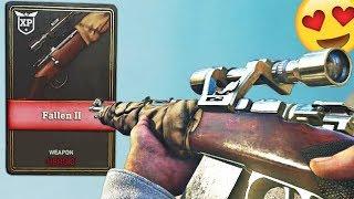 I Unlocked The SECRET SNIPER!! (BEST COD WW2 Sniper Variant) - Supply Drop Opening