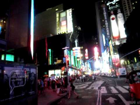 Another Video of Times Square.AVI