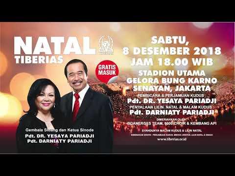 Promo Natal Gereja Tiberias Indonesia