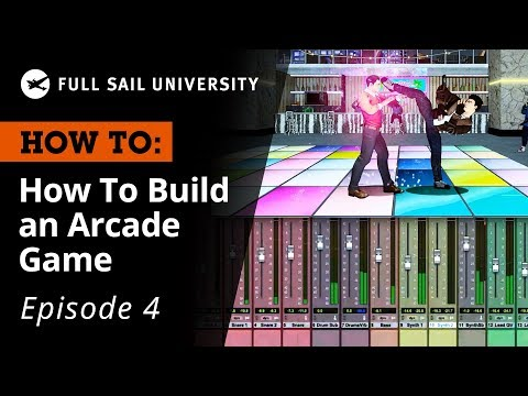 How To: Build an Arcade Game 4