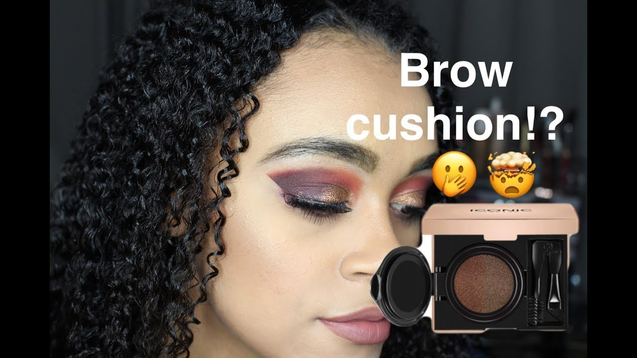 Best Brow Product Ever Iconic London Brow Cushion