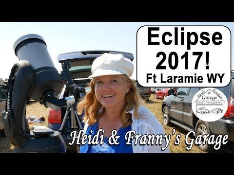 Total Eclipse 2017! Ft Laramie Wyoming!!