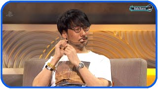 Kojima-san Gets ROASTED LIVE at E3 2018