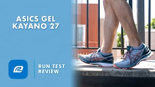 Asics Gel Kayano 27 Shoe Review | The most consistent shoe of all time! | Stability Shoe