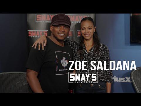 Zoe Saldana on Nina Simone Biopic Backlash: