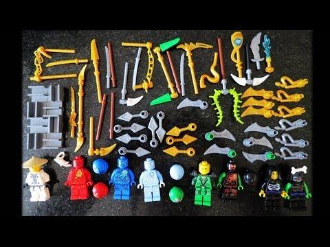 Lego Ninjago Bole The Final Battle Bootleg Minifigures