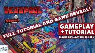 DEADPOOL Pro Pinball | Stern Pinball