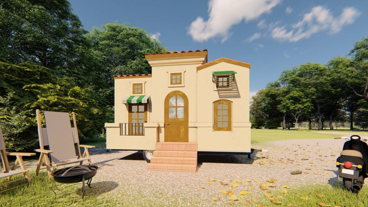 Tiny House Mini Mansions - season one.   HGTV, A&E or Netflix ?