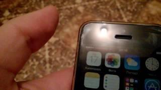 защитное стекло на iphone 5s в действии(, 2016-08-16T21:39:23.000Z)