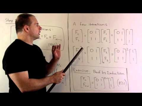 The Fibonacci Numbers Using Linear Algebra