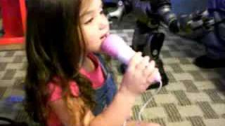 "3 year old sings ""I got a brand new girlfriend"""