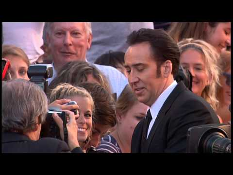70th Venice Film Festival - Joe (red carpet)