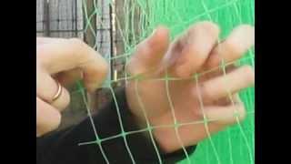 видео пластиковая сетка