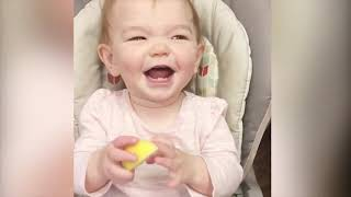 Try Not to Laugh. FUNNY babies compilation vines, funniest babies video of 2019
