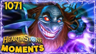 THIS IS THE DUMBEST RNG I'VE EVER SEEN!!!| Hearthstone Daily Moments Ep.1071