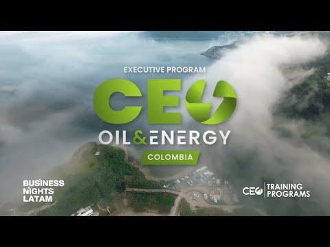 Executive Program CEO - Oil & Energy COLOMBIA