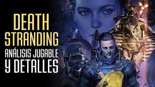 DEATH STRANDING: Análisis jugable y muchos detalles tras su nuevo GAMEPLAY