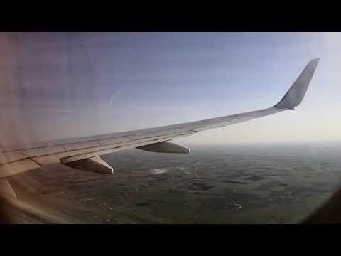 Royal Air Maroc Boeing 737-800 Landing At CMN - AT273