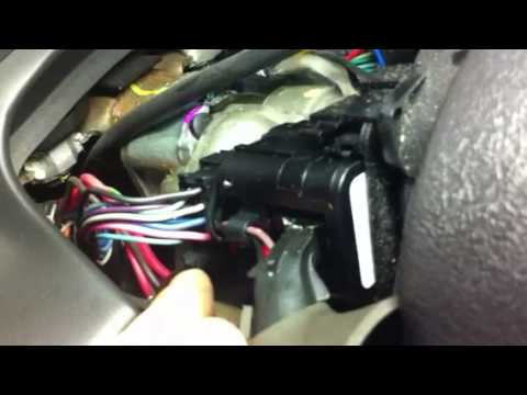 how to replace headlight   flasher switch on saturn l200 2006 saturn ion ignition wiring diagram 2006 saturn ion 2 radio wiring diagram