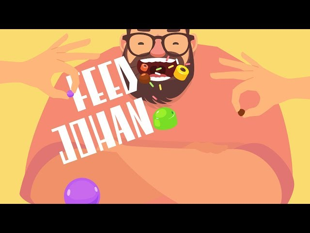 Feed Johan Candy Trailer