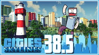 Cities Skylines - Ep.38.5 : Status Update!