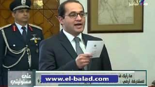 بالفيديو.. أحمد موسى: «الله يكون في عون وزير المالية الجديد»