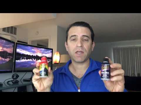 5 Hour Energy Grape Regular Strength VS  5 Hour Energy Grape Extra Strength