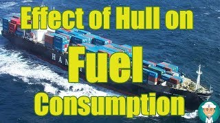 Affect of Hull on Fuel Consumption