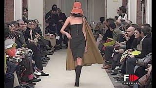 STEPHAN JANSON Fall 2002 2003 Milan - Fashion Channel