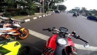 Ducati Monster Main di MONASCO!