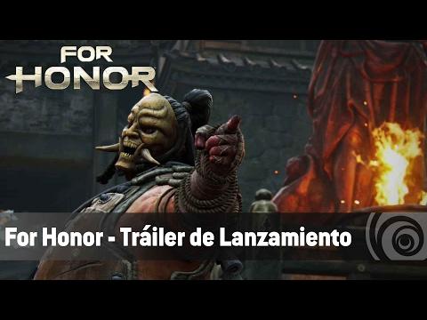 For Honor - Tráiler de Lanzamiento