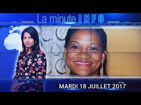 LaMinuteInfo: une Mauricienne étranglée à mort en France