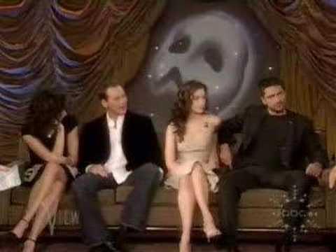 Phantom of the Opera on The View 22