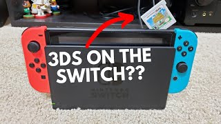What Happens When You Put A Foreign Disc In A Nintendo Switch??