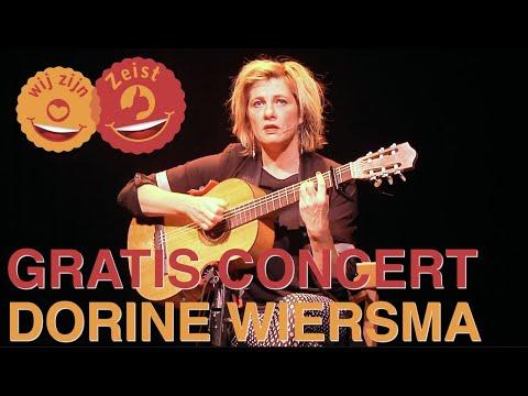 Dorine Wiersma in De Dieptetuin