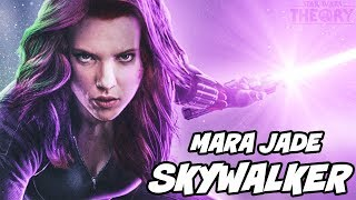 Mara Jade Skywalker: Luke's WIFE - Star Wars Explained